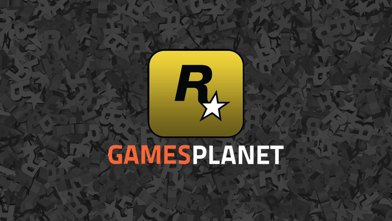 Soldes GamesPlanet Rockstar Games