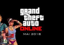 La prochaine et dernière mise à jour de GTA Online pour mai ?