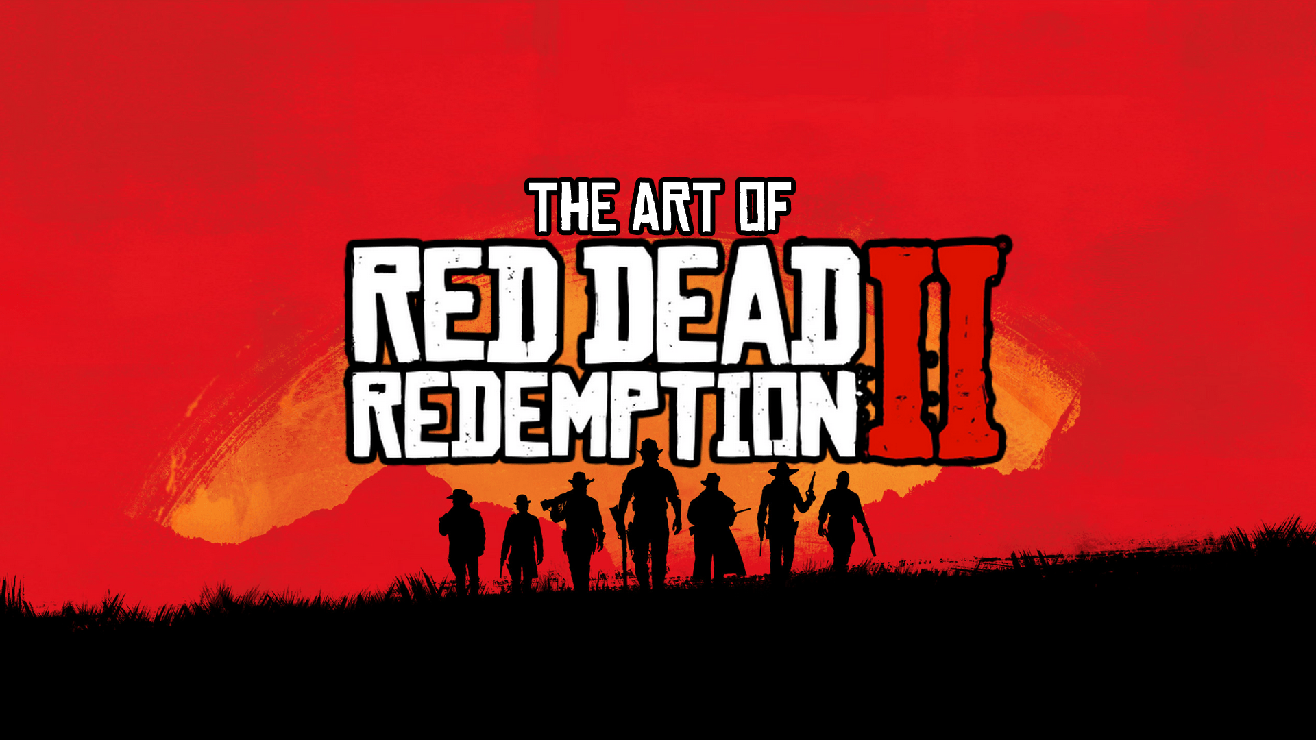 The Art of RDR II