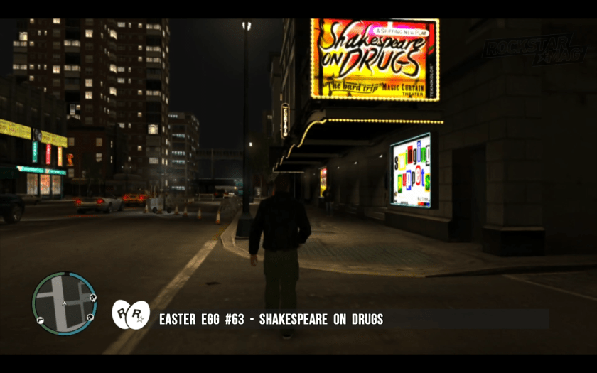 GTA IV - Easter Egg 63