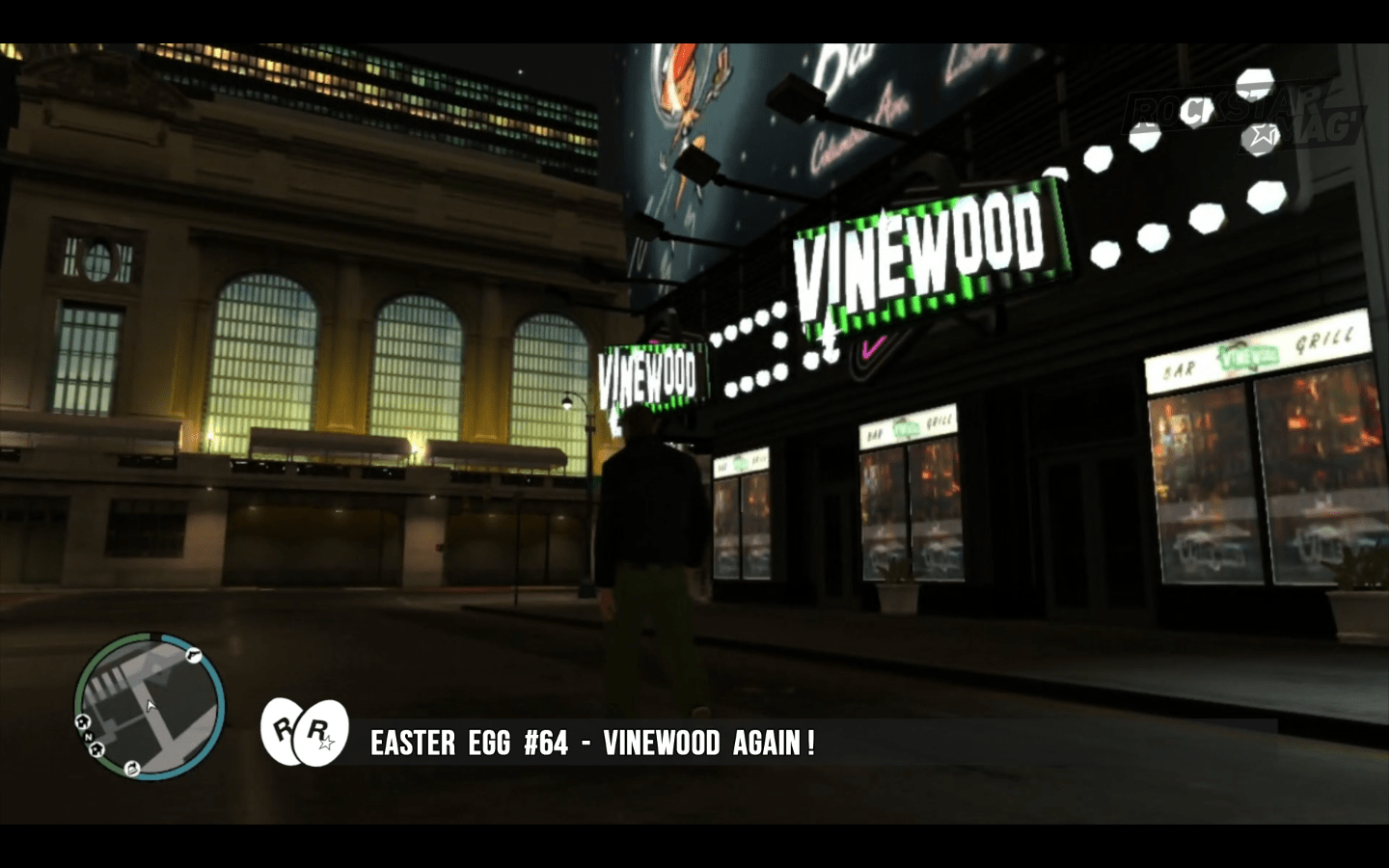 GTA IV - Easter Egg 64