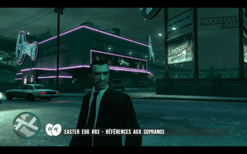 GTA IV - Easter Egg 83