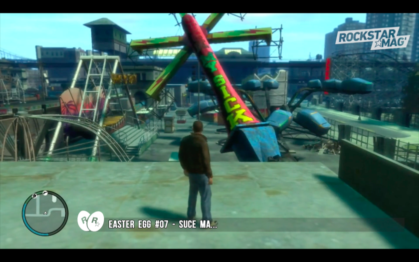GTA IV - Easter Egg 07