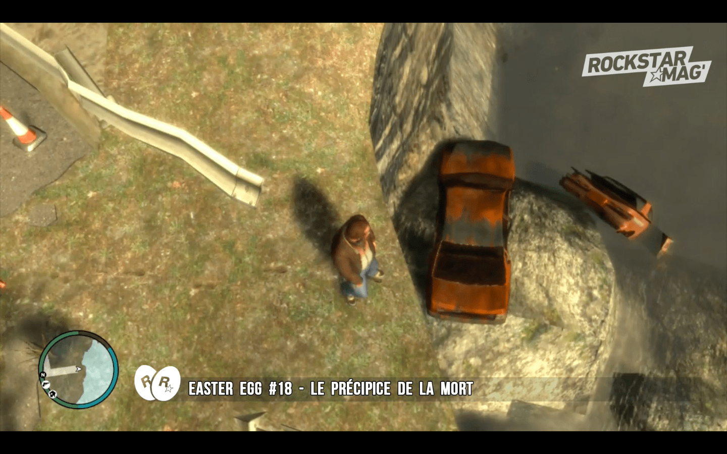 GTA IV - Easter Egg 18