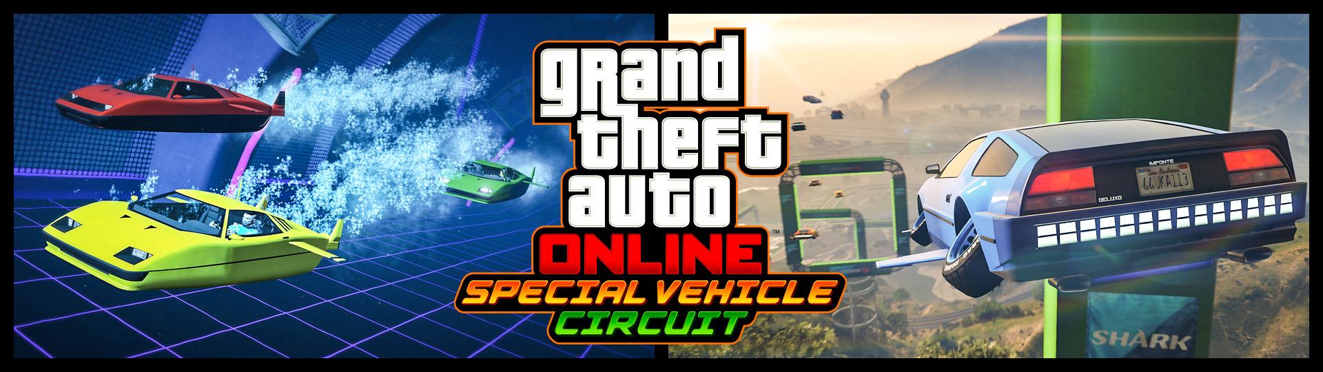 GTA Online Courses Véhicules Spéciaux