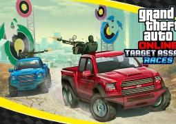 """GTA Online : Nouveau Vapid Caracara et mode de jeu """"Course aux Points"""""""