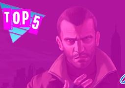 Top 5 by Rockstar Mag #08 – Les Choses que l'on a adoré dans GTA IV