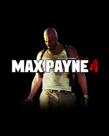 Jaquette Max Payne 4