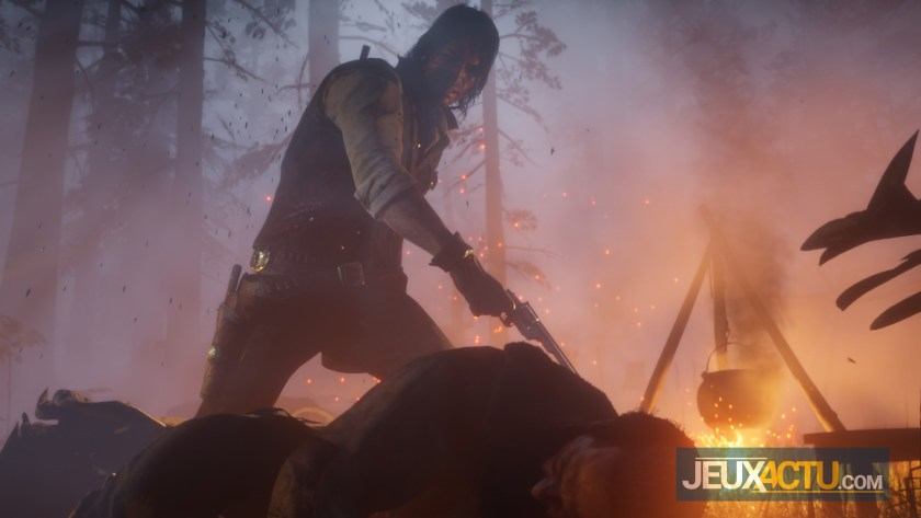 Red Dead Redemption II - Image JeuxActu