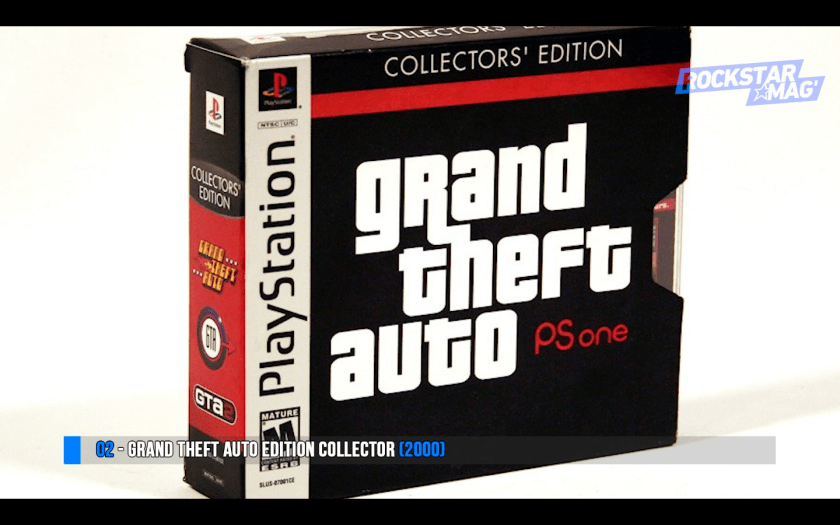 Grand Theft Auto Edition Collector