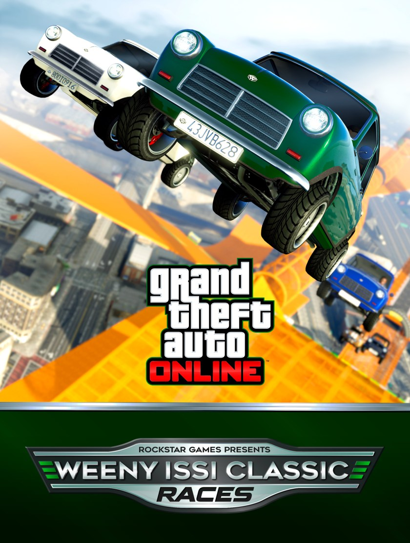 GTA Online Nouvelles Courses Weeny Issi Classic