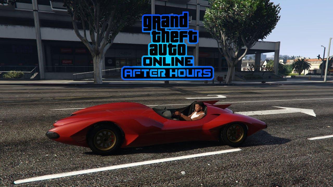 GTA Online Nuits Blanches et Marché Noir - 16 véhicules Leak