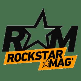 Logo Rockstar Mag Black
