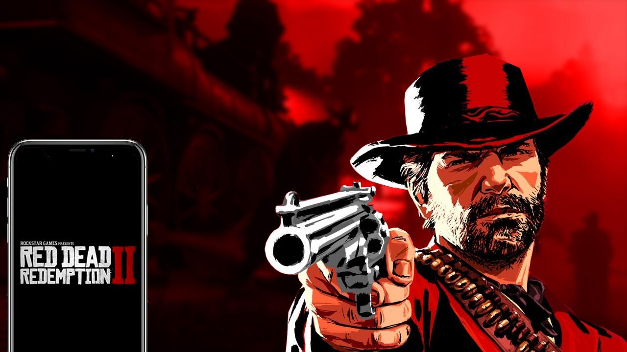 Une application mobile et un deuxième écran pour Red Dead Online et Red Dead Redemption II ?