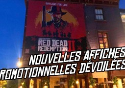 De nouvelles affiches promotionnelles dévoilées pour Red Dead Redemption II