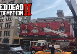 La campagne promotionnelle de Red Dead Redemption II est lancée !