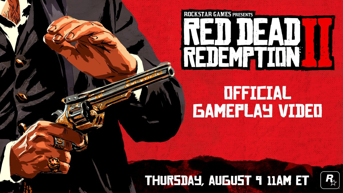 Video Gameplay Red Dead Redemption II