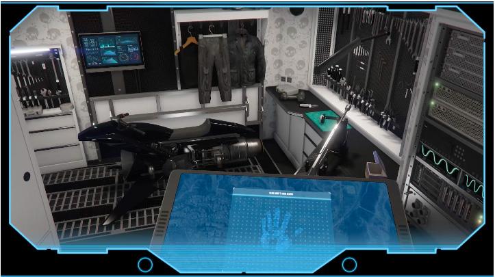 Terrorbyte Mobile Recon Center