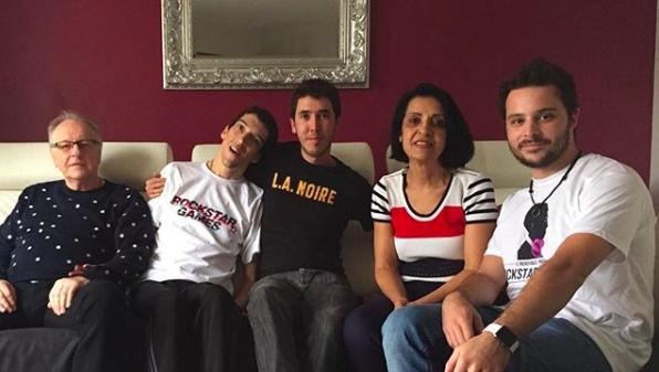 Tour de France Rockstar Mag Jour 08 Famille Hichem