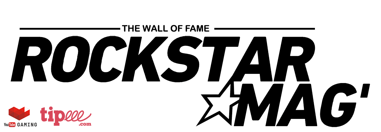 Logo Wall of Fame Rockstar Mag'