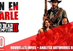 Nouvelles infos, et analyse des artworks de Red Dead Redemption II – On en Parle