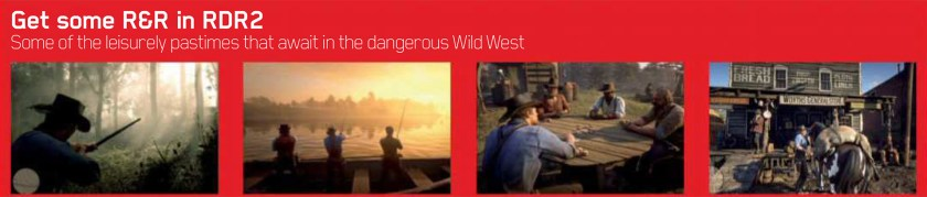 A Voir dans Red Dead Redemption II