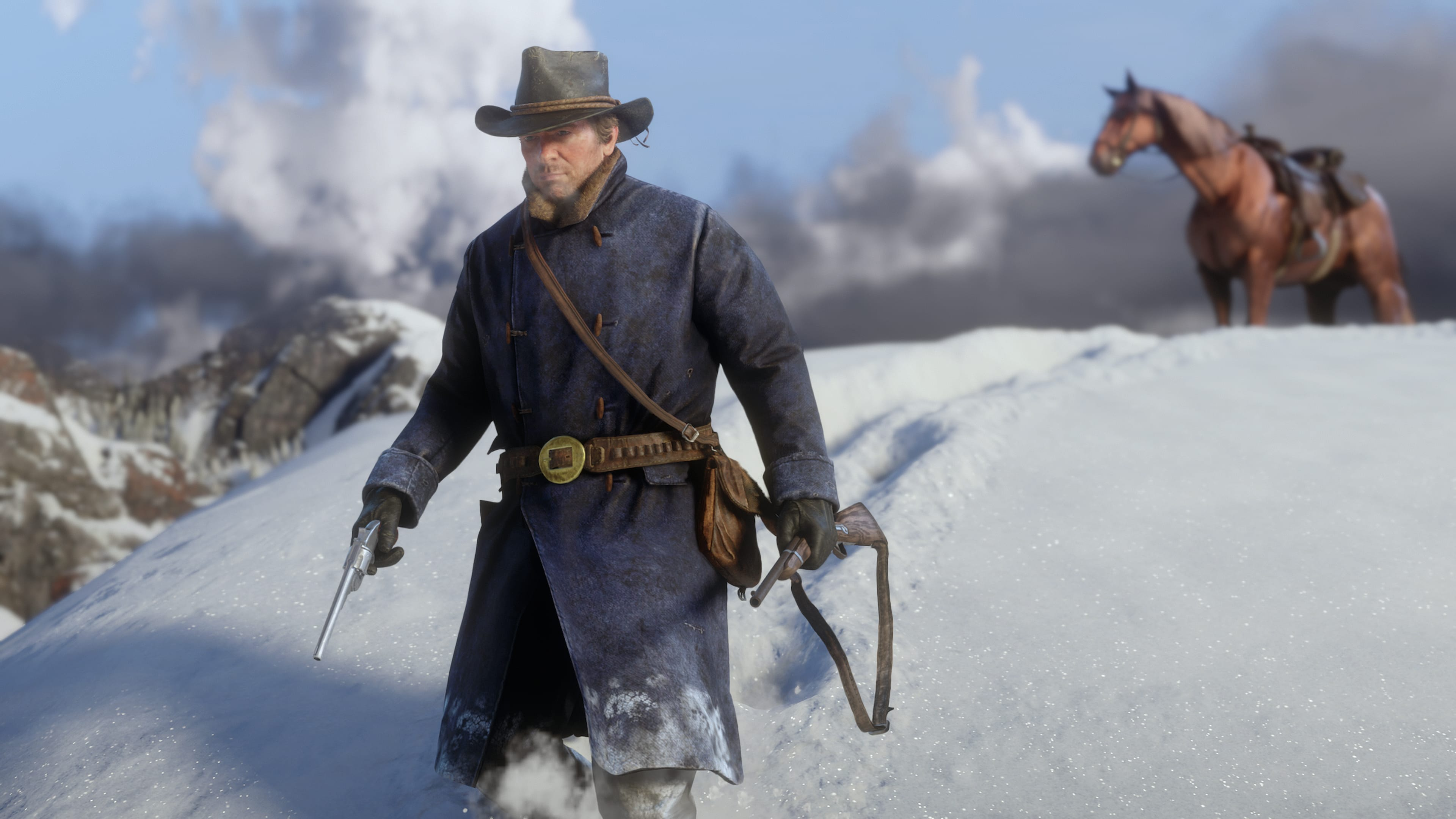 Armes Red Dead Redemption II