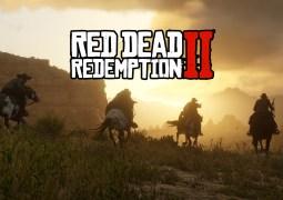 Red Dead Redemption II : du nouveau sur le poids du jeu