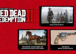 Les premiers contenus en avant-première de RDR II dévoilés par PlayStation