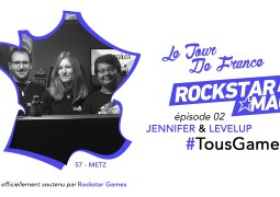[DOCUMENTAIRE] Le Tour de France # TousGamers – Jennifer