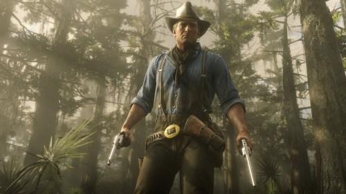 Red Dead Redemption II Nouvelle Image