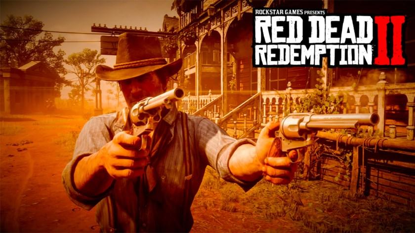 Red Dead Redemption II Gameplay Part.2