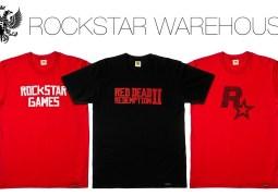 De nouveaux T-Shirts Red Dead Redemption II en vente sur le Rockstar Warehouse