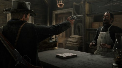Teases Nouvelles Informations Red Dead Redemption II