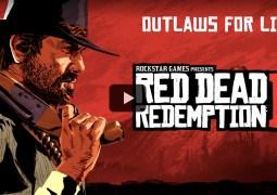 Découvrez le trailer de lancement de Red Dead Redemption II !