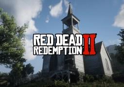 Insolite : Quand l'église parodie une affiche de Red Dead Redemption II