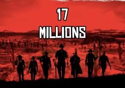 Les 17 Millions de RDR II, 100 Millions de GTA V. Et Red Dead Online pour fin novembre !