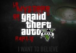 Le Mystère de Grand Theft Auto V – Part.18 – Le Premier OVNI de GTA Online