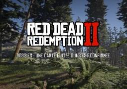 [SPOIL] Dossier : Red Dead Redemption II, une carte fuitée qui s'est confirmée
