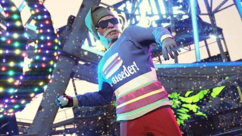 GTA Online Surprise 26 Décembre 2018