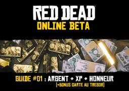 [ASTUCE] De l'argent, de l'XP, de l'honneur et des cartes au trésor dans Red Dead Online !