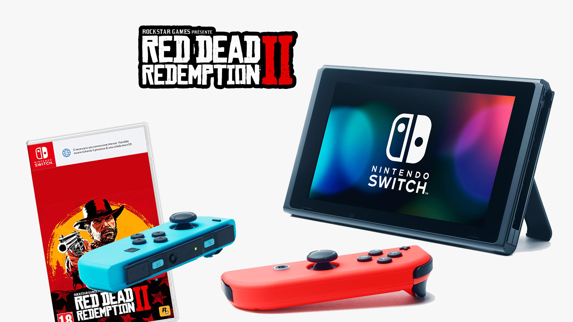 Red Dead Redemption II sur Nintendo Switch : Pas impossible