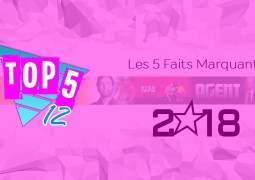 Top 5 Année 2018 Rockstar Games