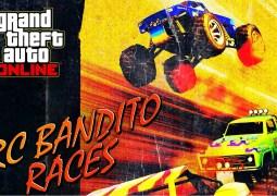 La RC Bandito et 8 nouvelles courses RC débarquent sur GTA Online