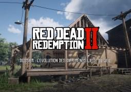 [SPOIL] Dossier : L'évolution des lieux de Red Dead Redemption II