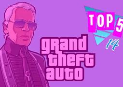 Top 5 des célébrités qui ont fait une apparition dans les GTA