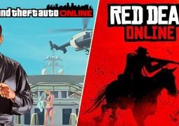 Red Dead Online rapporte 5 fois moins que GTA Online
