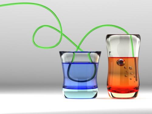 Image de synthèse en ray tracing pour illustrer l'article concernant GTA V