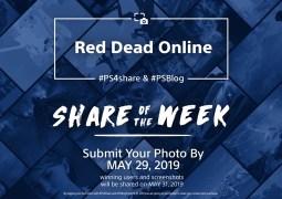 Un concours photo dédié à Red Dead Online cette semaine sur le PlayStation Blog