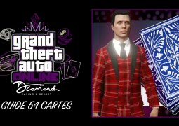 [GUIDE] Les 54 Cartes à Jouer de GTA Online Diamond Casino & Resort